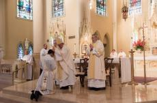 Holy Orders - Our Lady of Prompt Succor Church, Alexandria LA