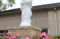 Our Lady Prompt Succor Patroness